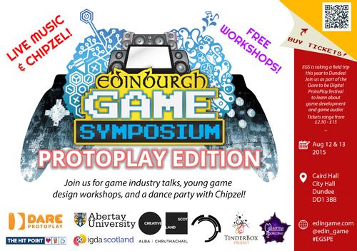 Edinburgh Game Symposium